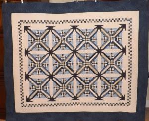 checkered past 72x84
